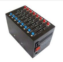 8 портов multi sim-массовые sms gsm модем Бассейн wavecom q2406 8 сим-карты gsm модемный пул Перезарядки система СТК USSD IMEI Changebale
