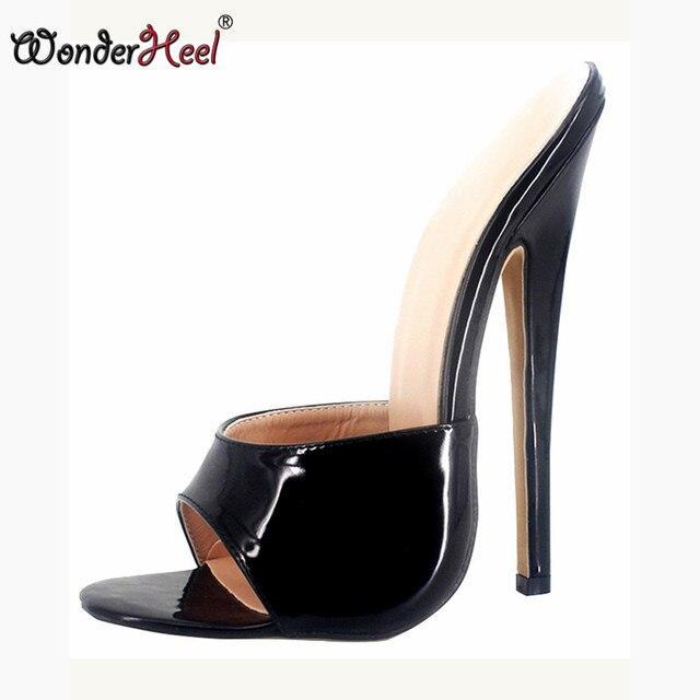 6d9fc8fcc82d Wonderheel summer Extreme high heel appr. 7