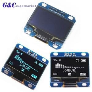 1.3 inch IIC SPI Serial 128X64