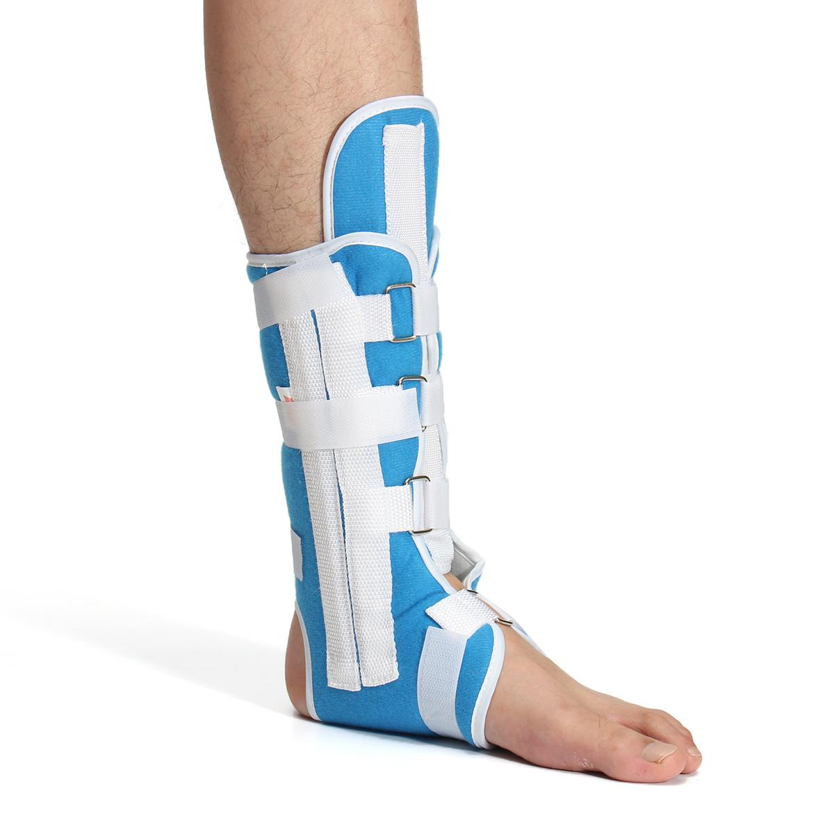 Ankle Brace Support Foot Drop Splint Guard Sprain Orthosis Fractures Ankle Braces For First Aid Plantar Fasciitis Heel Pain 2