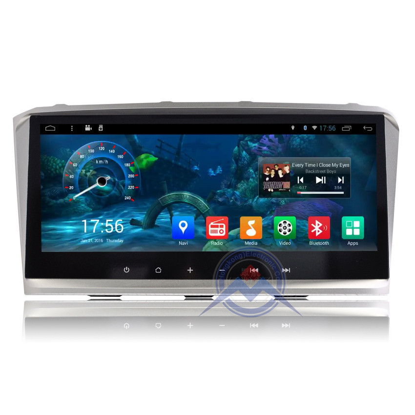 9inch Android In-Dash Car DVD Player GPS Radio For Toyota Avensis 2003 2004 2005 2007 stereo multimedia GPS BT build in wifi