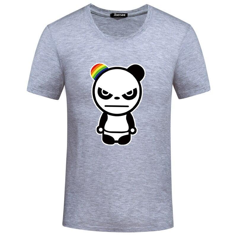 Zomer Casual T-shirt Heren Cartoon Grappige 3D T-shirt Heren O-hals - Herenkleding - Foto 4