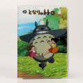 Hayao Miyazaki Totoro, foreign trade document sets PVC cartoon Totoro multifunctional passport set factory direct