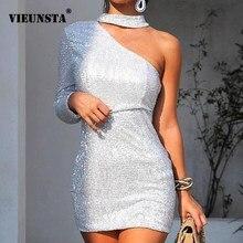 790e704cc7 Popular Silver Halter Dress-Buy Cheap Silver Halter Dress lots from ...