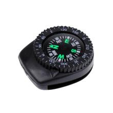 Buy HobbyLane Outdoor Climbing Portable Belt Buckle Mini Compass Outdoor Camping Hiking Emergency Survival Navigation Tool directly from merchant!