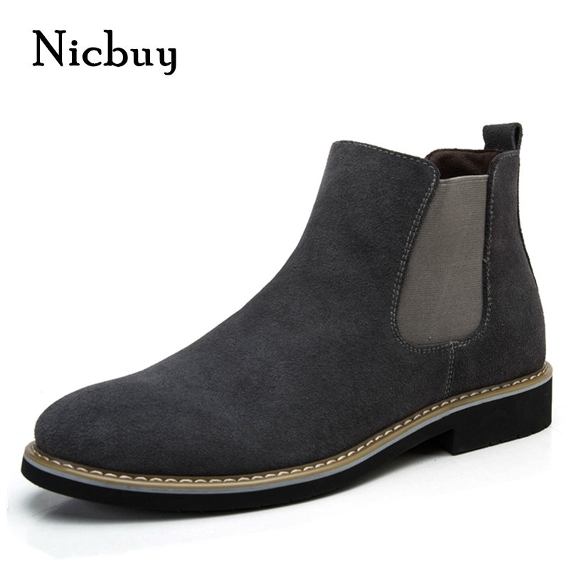 Popular Mens Suede Boots-Buy Cheap Mens Suede Boots lots from ...