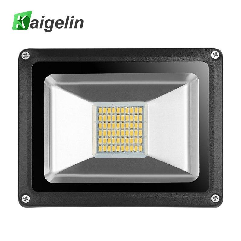 Kaigelin 30W LED Flood Light 220-240V 3300LM IP65 Waterproof LED Floodlight Reflector Led Spotlight For Garden Outdoor Lighting
