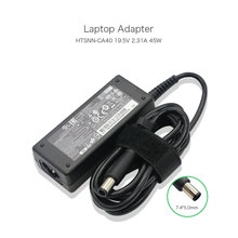 Genuine 19.5V 2.31A 45W 7.4*5.0mm HSTNN-CA40 Power Adapter For HP EliteBook 820 G1 Notebook PC Series Laptop Charger