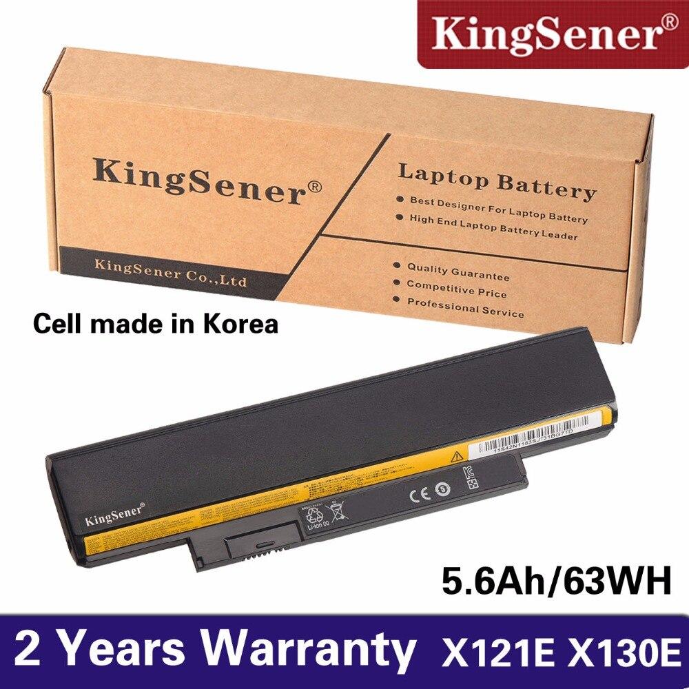 KingSener X121E X130E Laptop Battery for Lenovo ThinkPad E120 E125 E130 E135 E145 E320 E325 E330 L330 42T4951 45N1058 45N1059 цена