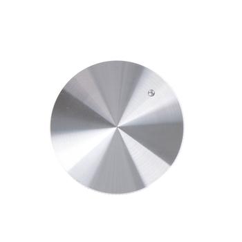 Dia 40mm aluminium pokrętło potecjometru głośności pokrętło sterujące aluminiowa gałka Audio pokrętło przełącznika czapki tanie i dobre opinie JETTING Aluminum Alloy