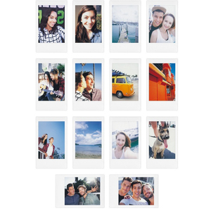 Image 5 - Authentique 100 feuilles Fujifilm Instax Mini film blanc pour Fuji 7s 8 9 11 caméra Photo instantanée SP2 SP1 imprimante LINK