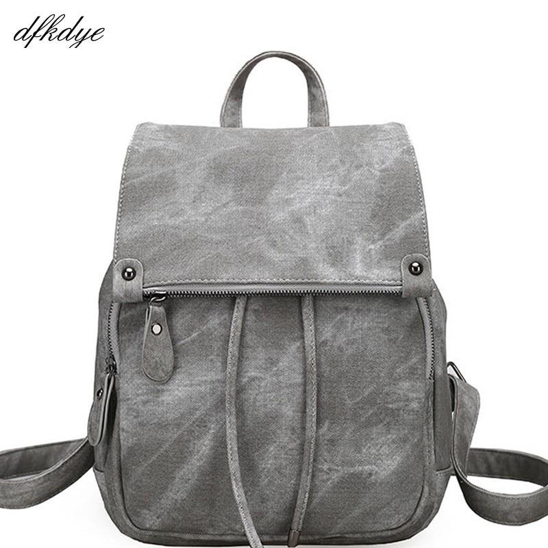 Female Vintage Back Pack School Backpack Bags For Teenagers Girls Backpacks Bagpack Pu Leather Women Fashion Backpack Bagpack