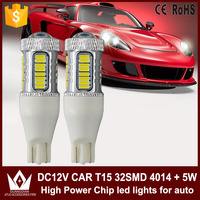 GuangDian 2PCS Turn Signal Lights T15 W16W 921 912 LED 4014 32SMD Led Lamps 6000K DC12V