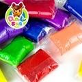 DoDoLu 2*20g/Bag Air Drying DIY Malleable Fimo Polymer Modeling Clay Soft Blocks Plasticine Kids Playdough Polymer Toys