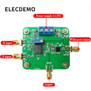 Image 3 - Vier quadrant analog multiplier betriebs MPY63 verstärker modul mischen frequenz vermehrung modulation demodulation