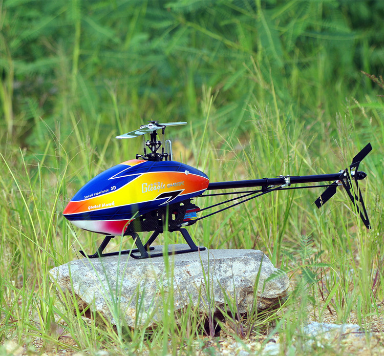 Global Eagle 2.4G 480E DFC 9CH RC Helicopter remote 3D drones RTF Set(9CH RC /1700KV motor /60A ESC/Carbon fiber body)  global eagle 2 4g 480e dfc 9ch rc helicopter remote 3d drones rtf set 9ch rc 1700kv motor 60a esc carbon fiber body