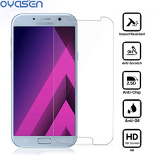 2 Pcs/Lot Premium HD Tempered Glass For Samsung Galaxy A5 2017 A520 SM-A520F 9H 2.5D Toughened Screen Protector Cover Film