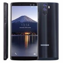 "DOOGEE BL12000 Pro 6.0 ""18:9 FHD + 4G Smartphone MTK6763T Octa Core Andorid 7.0 6 GB RAM 128 GB ROM 4 Caméras 16MP + 13MP 12000 mAh"
