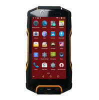 Original MSM8926 Quad Core IP68 Rugged Android 4 4 Waterproof Phone Huadoo HG04 4 7 OGS
