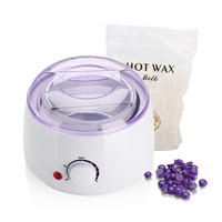 Hot Sale Hair Removal Hot Wax Warmer Beauty Salon Spa Paraffin Bath For Deplitory Wax Heater