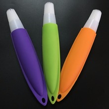 Silicone Baking Brushs 1 pc Liquid Oil Pen Cake Butter Bread Pastry Brush Baking Tool BBQ Utensil Safety Basting Brush