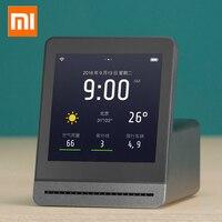 Оригинальный Xiaomi Air Detector 3,1 ips сенсорный экран Поддержка Mijia приложение комплексный Monitorig Крытый Открытый Air Detector