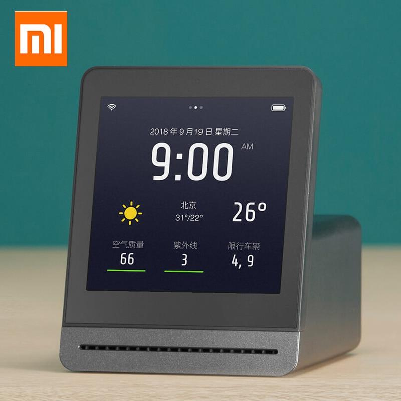 Original Xiaomi Air Detector 3.1 IPS Touch Screen Support Mijia APP Comprehensive Monitorig Indoor Outdoor Air Detector
