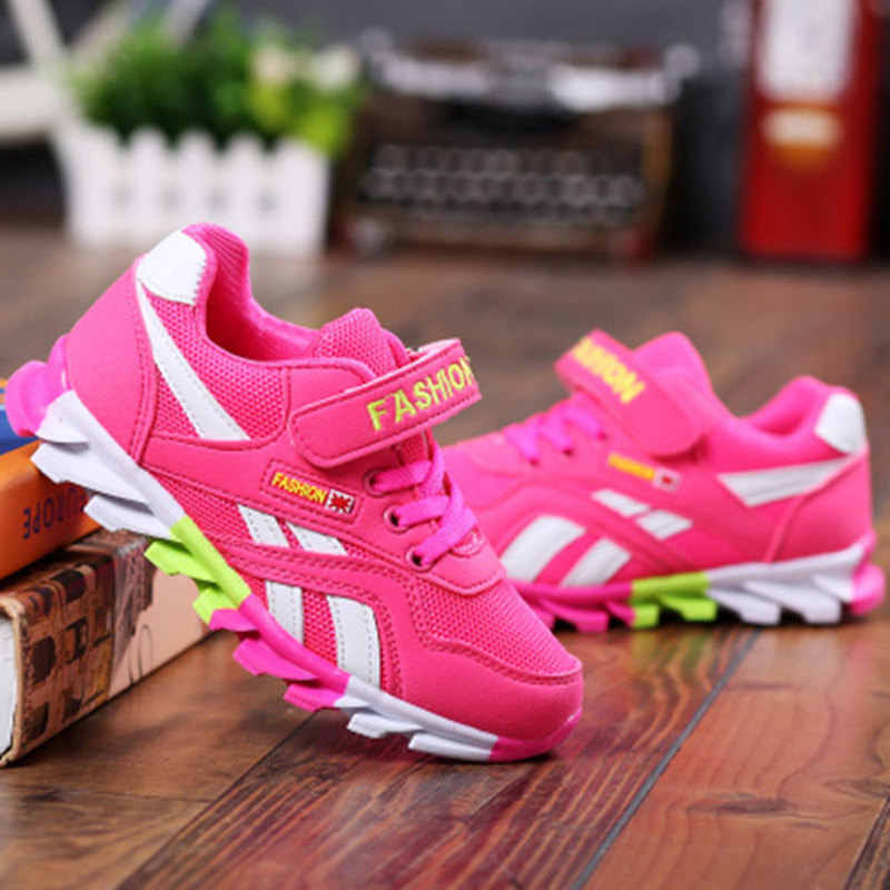 Kids Shoes for Girls Top Brand Shoes Boys Sport Shoes Quality sneakers Children Casual Ruinning Shoe Girls Sneakers 26-36