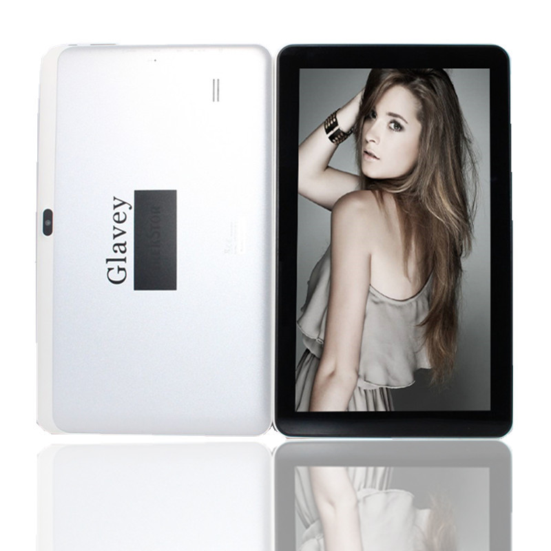10.1 Inch Android 4.2 2GB/16GB IPS RK3188 Quad Core Tablet Pc 5.0MP Camera Wifi Bluetooth HDMI 1366*768 8000mAh Battery Aluminum