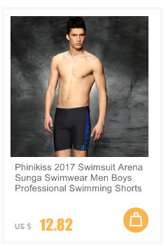 Phinikiss Men/'s Tight-fitting Swimsuit Trousers Professional Racing Swim Trunks