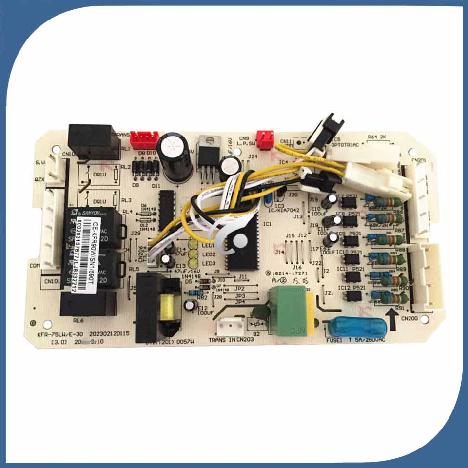 new good working for air conditioning board CE KFR90W SN1 590T C2 ROHS computer board on