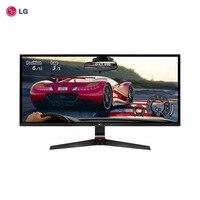 LG 34UM69G B монитор 34 дюймов 2560x1080 пикселей мониторы 1 MS 250 cd/m 21:9 черный светодиодный дисплей устройства
