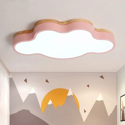 Round Wooden LED Ceiling Lights With Remote Control Modern Ceiling Lamp For Living Room Dining Kitchen Lighting FixturesRound Wooden LED Ceiling Lights With Remote Control Modern Ceiling Lamp For Living Room Dining Kitchen Lighting Fixtures