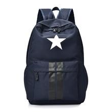 School Backpacks Waterproof Nylon Travel Bags Fashion Women Printing Backpacks Laptop Knapsacks College Student Schoolbag
