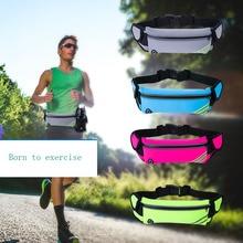 SAFEBET Outdoor sports running storage bag earphone cover waterproof personality multi-function men and women marathon belt