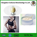 Retail 1kg Pure Whey Protein Concentrate WPC80 Muscle Grow Banana Flavour Super Power for Sports Man/Women Gym