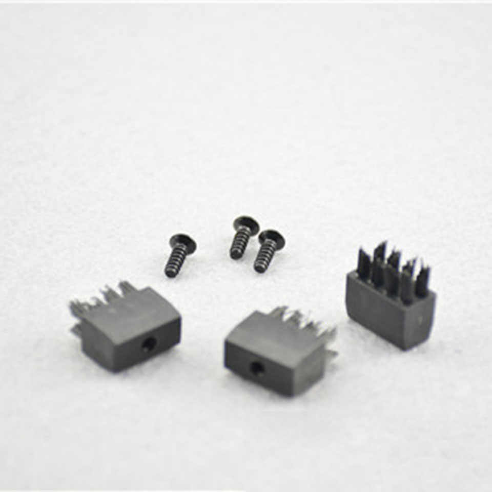 3pcs Arrow Rest Replacement Brush Replacements With Screw for Compound Bow US