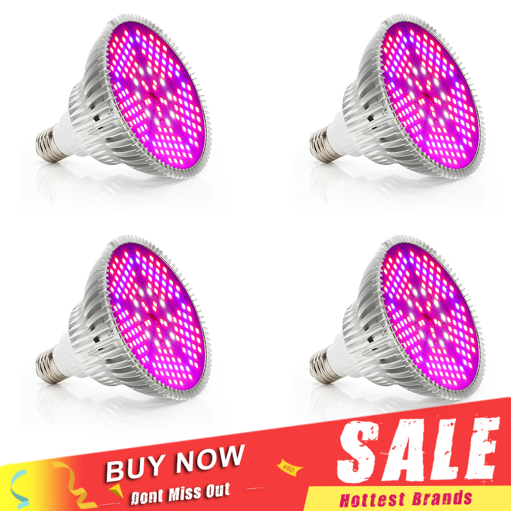 4pcs/lot 100W Full Spectrum LED Grow Lights LED Horticulture Grow Light for Garden Flowering Plant and Hydroponics System 50w gow led chips newest full spectrum grow led ppf for plant flowering and fruit green house hydroponics system medical