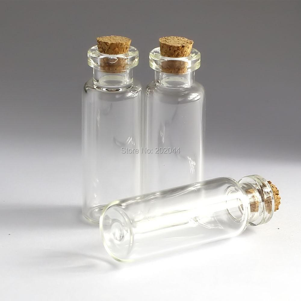 Bottle Height 45mm 1 77inch Capacity 5 Ml Package Includes 100pcs 5ml Tiny 16x45mm Gl Bottles