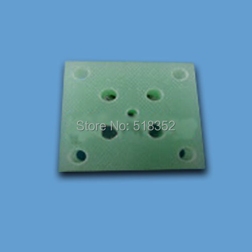 F318 Fanuc Insulation Board Ceramic, Lower Isolation Plate L40x W40x T9mm for DWC-A,B WEDM-LS Wire Cutting Machine Part chmer machine head ceramic insulation board isolation isolator plate 110 12mm wedm ls wire cutting machine spare parts