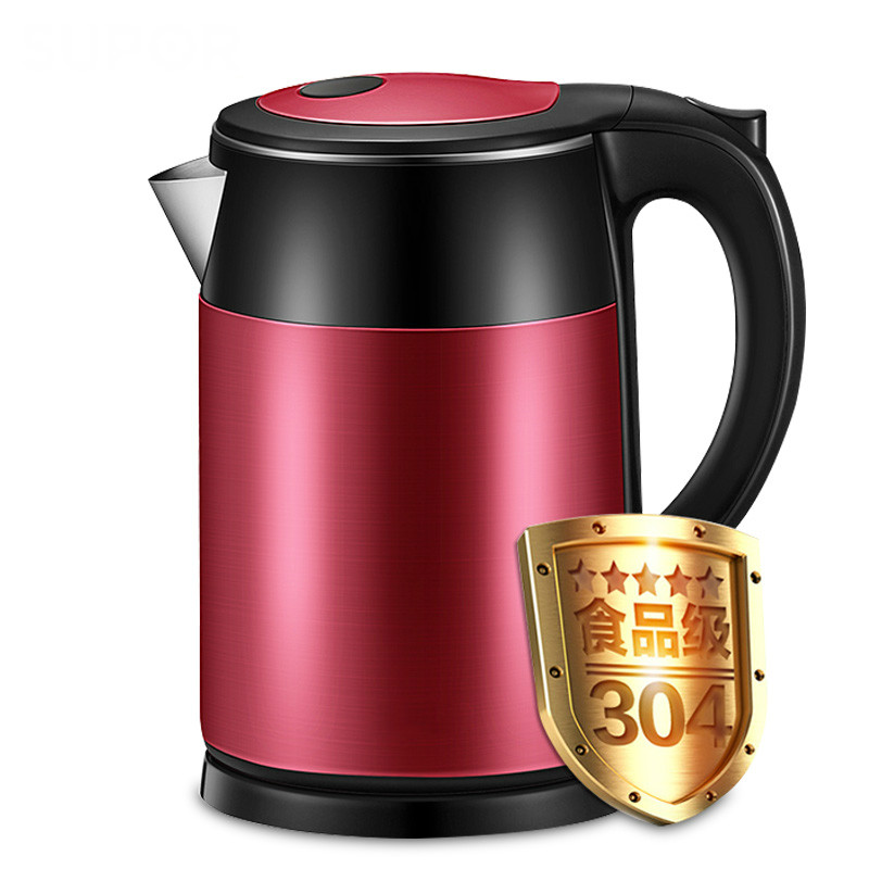 Electric kettle 304 stainless steel automatic blackouts kettles Safety Auto-Off Function купить в Москве 2019