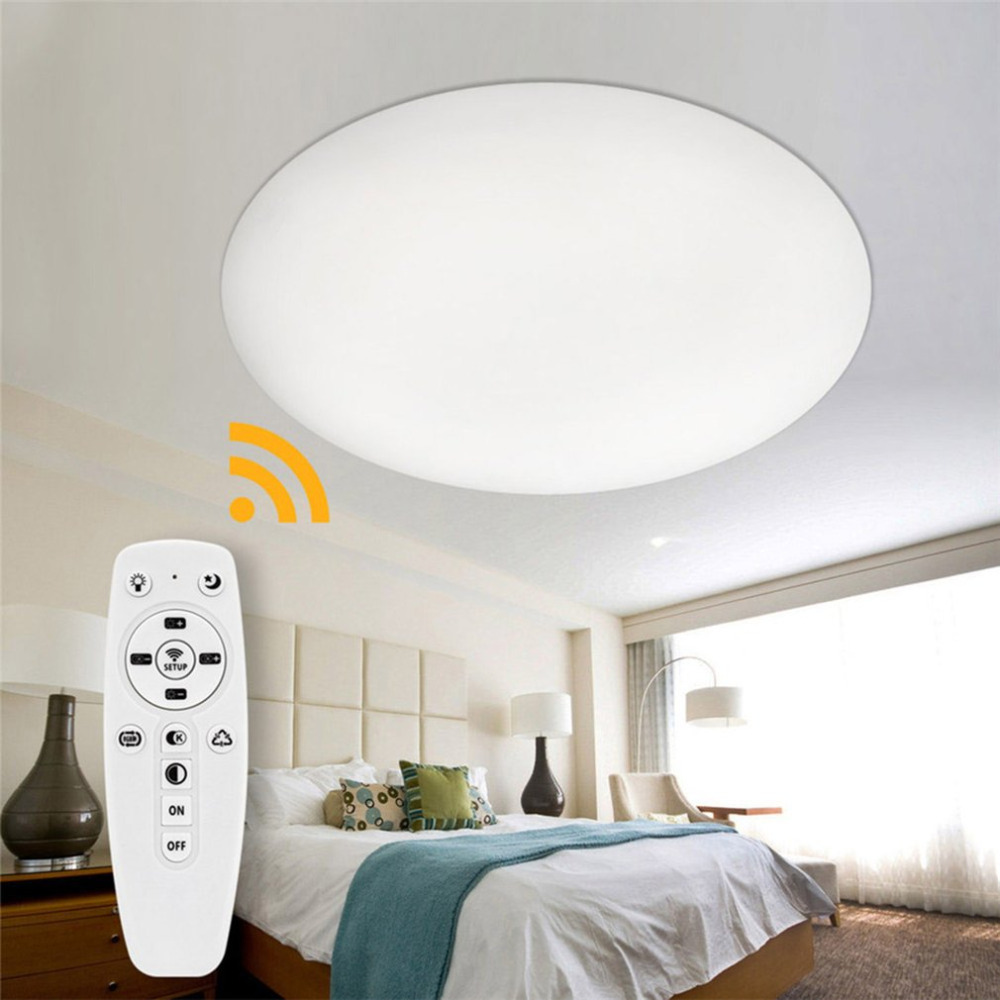 Led Ceiling Lamp Ultra-thin Round Simple Wood Modern Fixture Recessed DecorationLed Ceiling Lamp Ultra-thin Round Simple Wood Modern Fixture Recessed Decoration