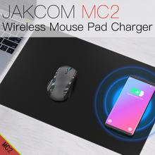JAKCOM MC2 Wireless Mouse Pad Charger Hot sale in Chargers as power bank solar dbpower pineng