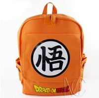 Dragon Ball The legend of zelda Cartoon Student Canvas Printed School Bag Work Bags Men Women Travel Softback Backpacks