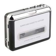 US $11.26 26% OFF|Tape to PC Super USB Cassette to MP3 Converter Capture Audio Music Player NEW-in Cassette Recorder & Player from Consumer Electronics on Aliexpress.com | Alibaba Group