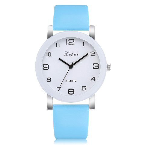 Lvpai Fashion Quartz Watches For Women Luxury White Bracelet Watches Ladies Dress Creative Clock Watches New Relojes Mujer Multan