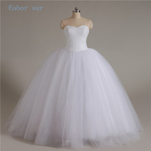 Robe De Mariage Princess Bling Crystals Wedding Dresses Bridal Gown 2017 Bridal Wedding Gown Vestido De Noiva custom made