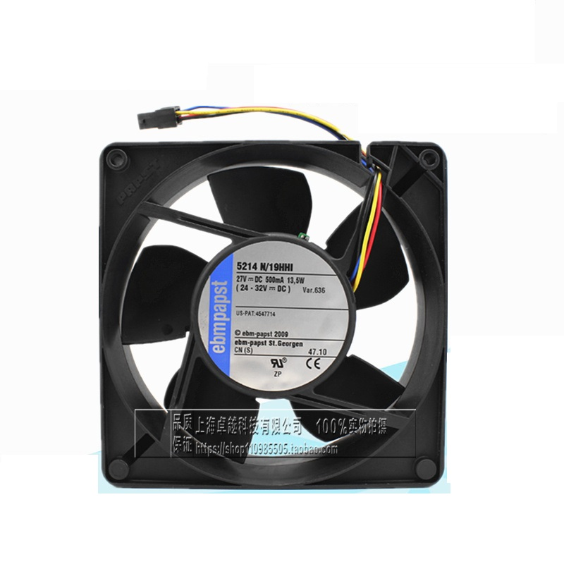 5214N / 19HHI high-end products original 12738 27V 13.5W 4-wire inverter fan new original bp31 00052a b6025l12d1 three wire projector fan