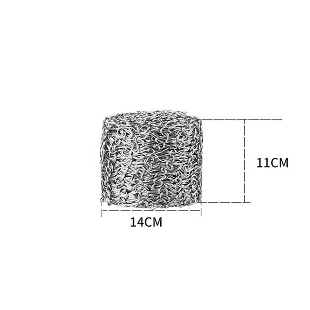 1 PC Foam Lance Lance Malha Filtro de Aço Inoxidável de Alta Qualidade Filtros de Tablet Para O Gerador De Espuma De Neve Acessórios Do Carro