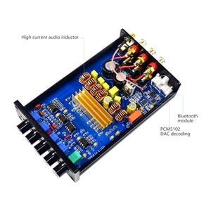 Image 5 - AIYIMA ミニ Amplificador Bluetooth 5.0 出力サブウーファーアンプ 2.1 TPA3116 クラス D デジタルハイファイ発熱オーディオホームアンプ